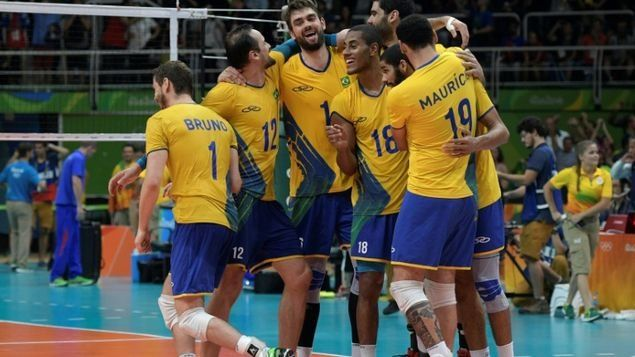 Brasil y Francia definirán la Liga Mundial de vóley masculino