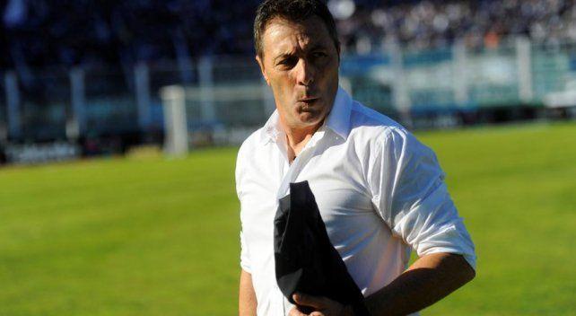 Frank Darío Kudelka seguirá un año más en Talleres