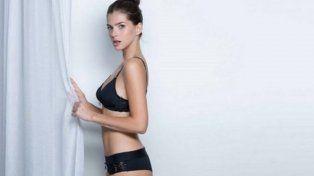 Las fotos sexies de la China Suárez después de un baño