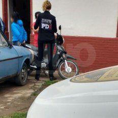 Rescataron sana y a salvo a una menor que huyó de su casa por problemas familiares