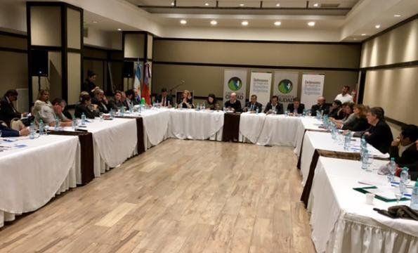 Defensores del Pueblo siguen de cerca los temas sociales del país