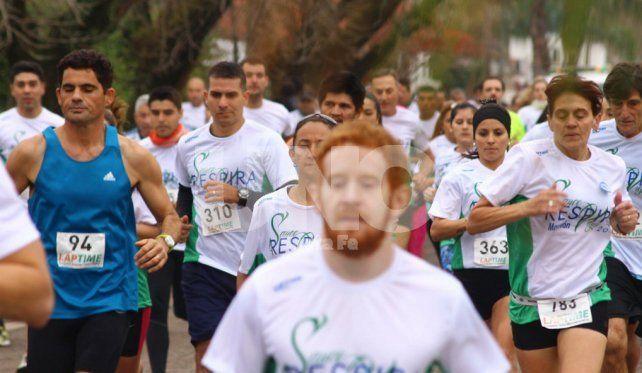 El Maratón Sauce Respira fue un éxito