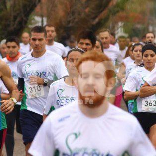 el maraton sauce respira fue un exito