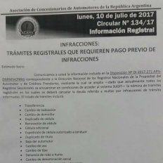 Serán más los trámites por los que se exigirá el pago de las multas tránsito