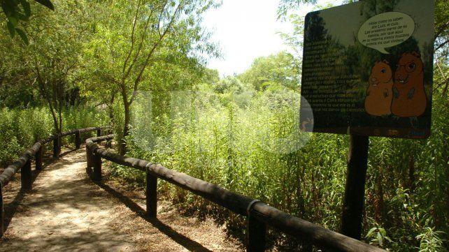 La Reserva Ecológica de la UNL abre sus puertas en vacaciones de invierno