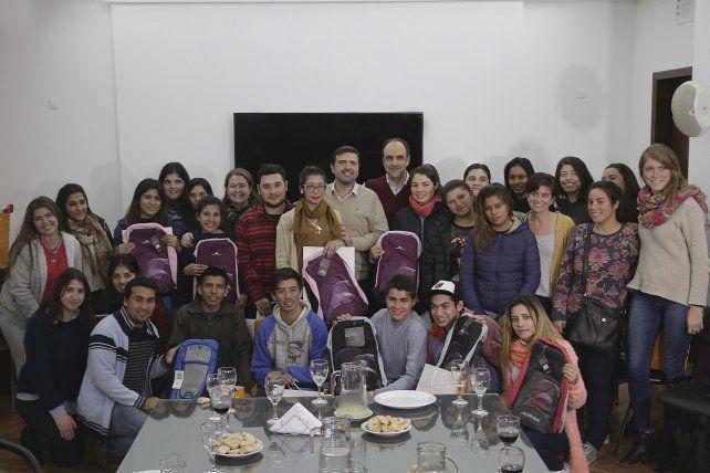Escuelas de Trabajo: Jóvenes de la ciudad compartirán experiencias en Buenos Aires