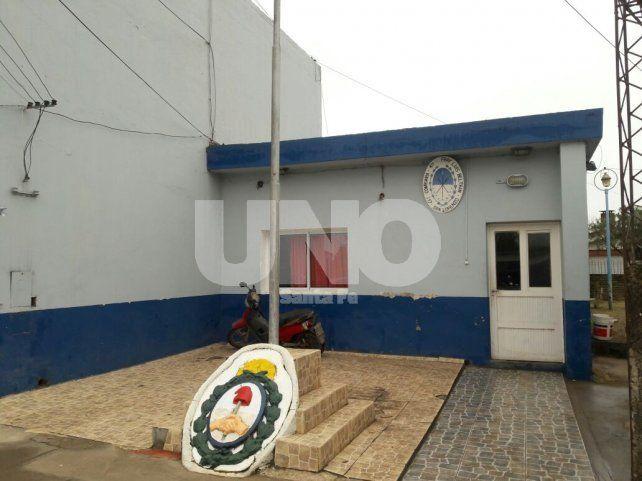 En Fray Luis Beltrán. La aprehensión de los menores estuvo a cargo de la Comisaría 4ª.