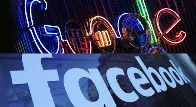 Medios de EEUU se lanzan contra duopolio Google-Facebook