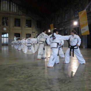 santa fe se alista para ser sede del campeonato argentino de taekwondo itf
