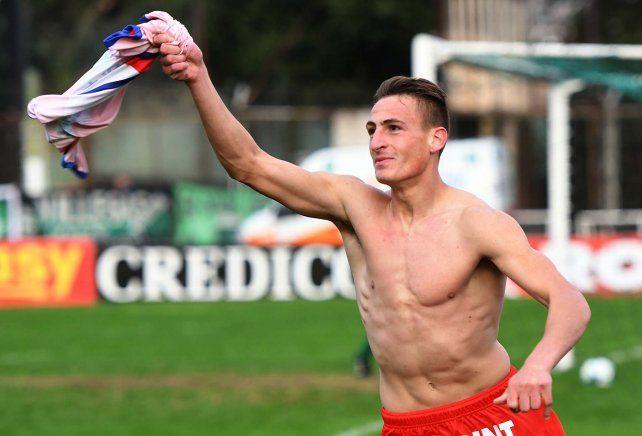 Argentinos salió campeón de la B Nacional con un ex Colón como máximo goleador