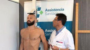 La imagen de Javier Mascherano en el Barcelona que causa impresión