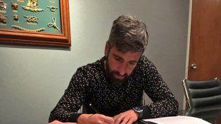 Un ex-Unión firmó en Aldosivi