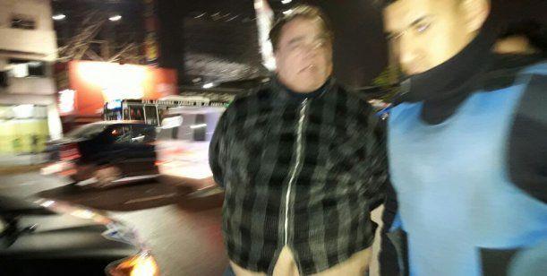 Antes del intento de hurto en el local, la Tota Santillán robó en el Tren Belgrano