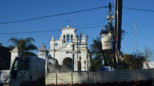 Rincón se prepara para las fiestas patronales del domingo