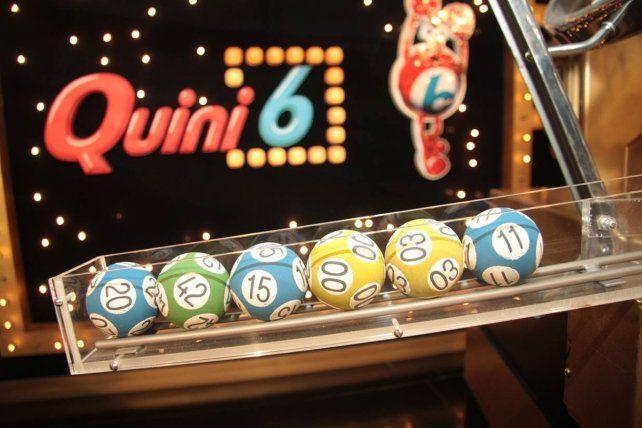 Mañana se sortearán $75 millones en el Quini 6