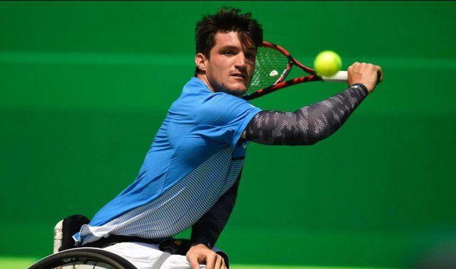 Gustavo Fernández buscará el título en Wimbledon