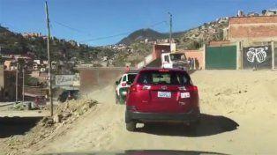 La insólita travesía de Estudiantes para llegar a Potosí
