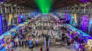Una Estación Belgrano colmada fue el escenario para el diseño, la cerveza y la gastronomía