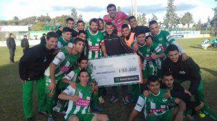 El campeón se metió otra vez entre los mejores ocho de la Copa Santa Fe