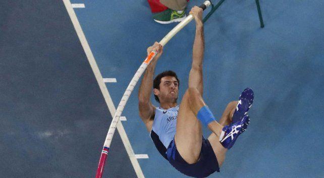 Chiaraviglio quedó eliminado del Mundial de Atletismo Londres 2017