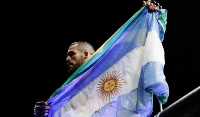 El impactante nocaut del argentino Santiago Ponzinibbio en Glasgow