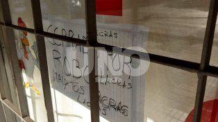 Los vaciaron: cuando la delincuencia duele y quiebra ilusiones en Bº Sargento Cabral