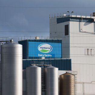 la principal comercializadora de lacteos del mundo que quiere ser socia de sancor