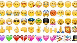 Internet celebra hoy el Día Mundial del Emoji