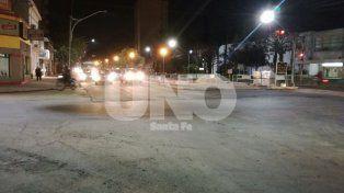 Fin de la espera: habilitaron el tránsito en Urquiza y Bulevar Pellegrini