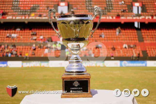 Quedaron confirmados los días y horarios para los debuts de Unión y Colón en Copa Santa Fe