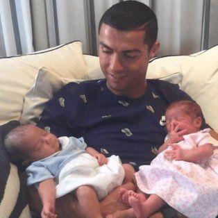 cristiano ronaldo confirmo que sera padre por cuarta vez