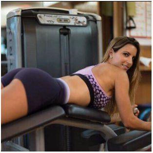 Lucila Vit, la personal trainer que enloquece a todos en Fox Sports