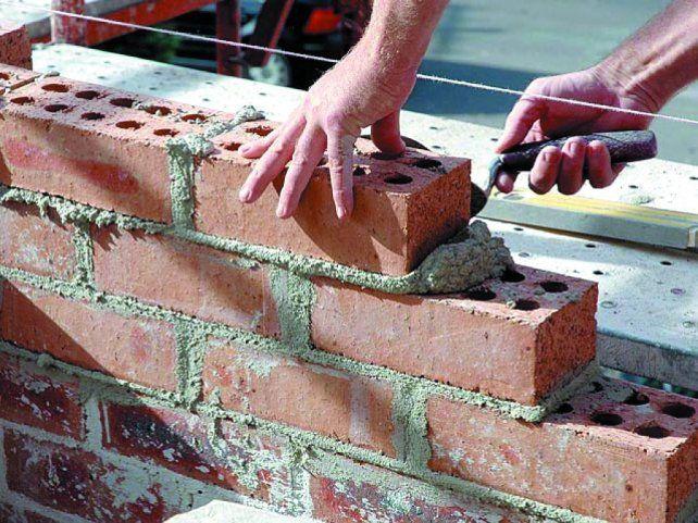 Construcción: el costo del metro cuadrado aumentó en un año 2.517 pesos