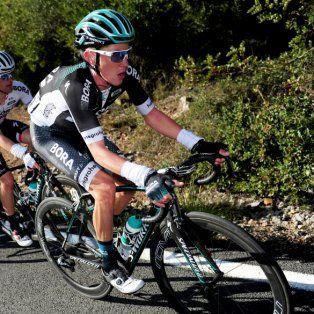 asi le quedaron las piernas a pawel poljanski despues de correr 16 etapas del tour de francia