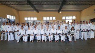 mas detalles del 30º campeonato argentino de taekwondo itf en santa fe