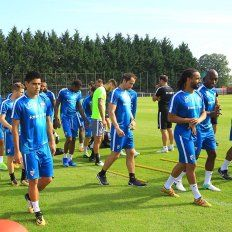 Gerónimo Poblete marcó su primer gol en Francia