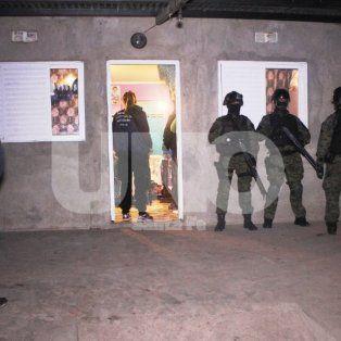 Larrea al 1700. El bunker que fue denunciado por Cejas ante la justicia federal en 2015.