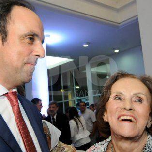 Falleció la madre del intendente José Corral