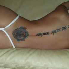 La ex Gran Hermano Jésica Hereñú, desnuda
