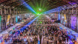 Convocante.El Festival de la Cerveza y la Gastronomía Invernal que fue todo un éxito.