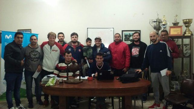 Se sorteó el Clausura de Futsal