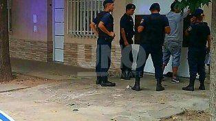 Persiguieron y detuvieron a un delincuente que asaltó a una mujer en el barrio Sur