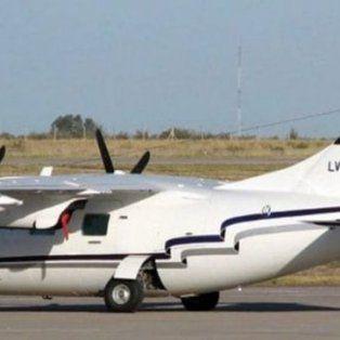 hallaron la avioneta que habia desaparecido: tres personas murieron