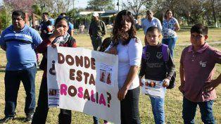 A un mes de su desaparición, crece la angustia por Rosalía Jara