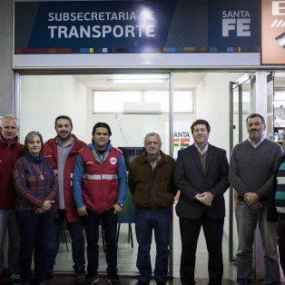 transporte de pasajeros: se podran hacer tramites y presentar reclamos en la terminal