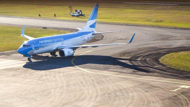 Eliminaron los precios mínimos para los pasajes en avión