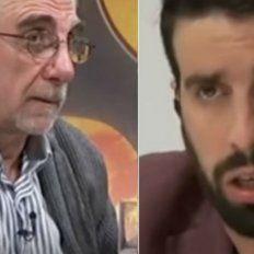 Tensión al aire: Ricardo Canaletti invitó a pelear a Flavio Azzaro