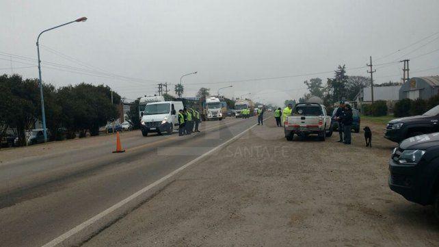 Se realizan controles de Prevención Activa en las rutas provinciales del departamento San Martín