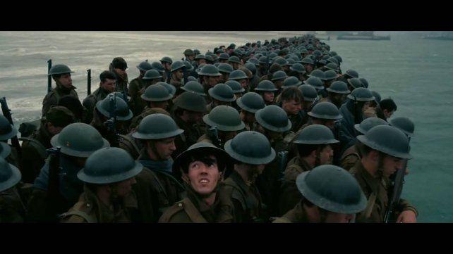 Dunkerque, la película bélica de Christopher Nolan
