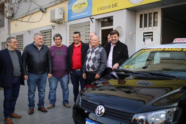La Municipalidad facilita la adquisición de vehículos 0 km a taxistas de la ciudad